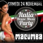 ITALIA HOUSE MUSIC PARTY